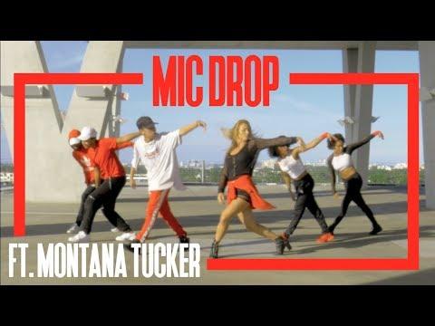 MIC DROP ft. Montana Tucker | Justmaiko Dance Video...