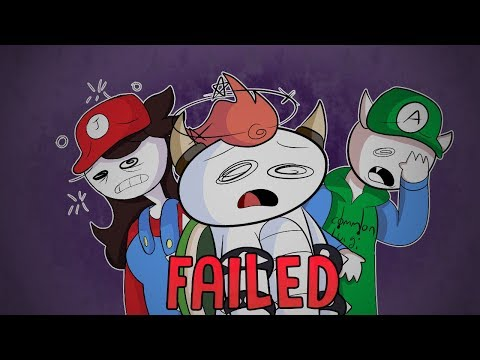 TheOdd1sOuts Super Mario Odyssey SpeedRun Failed Compilation