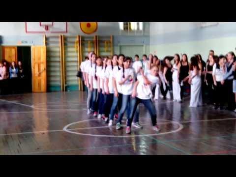 Визитка команды МБОУ СОШ №3 г. Чебоксары на конкурсе Стартинейджер-2013