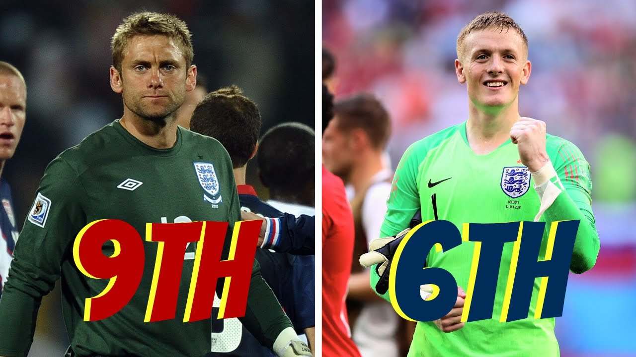 Ranking EVERY England Goalkeeper Since David Seaman