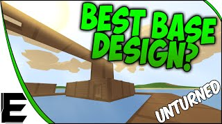 Unturned 3.0 ➤ Survival Guide - Best Base Design? [advanced Base Building Guide][5]