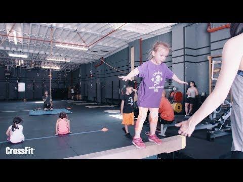 Inside CrossFit South Brooklyn: The Kids