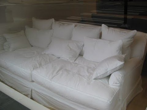 Extra Deep Sectional Sofa