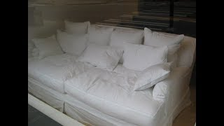 Extra Deep Sectional Sofa