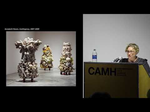 Jenni Sorkin: Annabeth Rosen Ceramics in the 1908s and Beyond