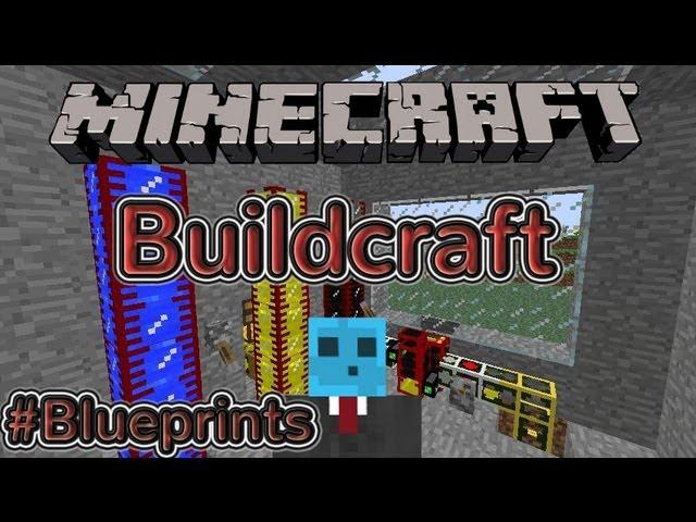 Minecraft tutorial buildcraft blueprints y templates clip malvernweather Choice Image