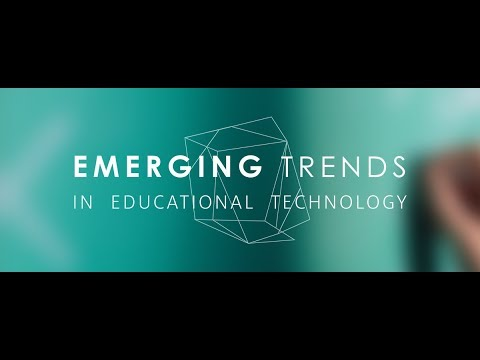 Emerging Trends in Educational Technology - 10 Collaborative Technologies for the Online Classroom