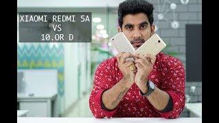 Xiaomi Redmi 5A vs 10. or D: Comparison [Hindi-हिन्दी]