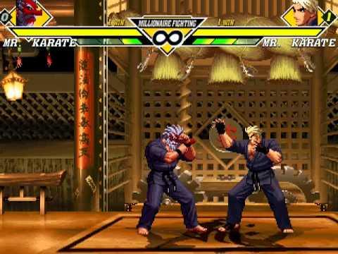 Zak56789/Krud's MUGEN Mr. Karate(me) VS. Mr. Karate Ryo