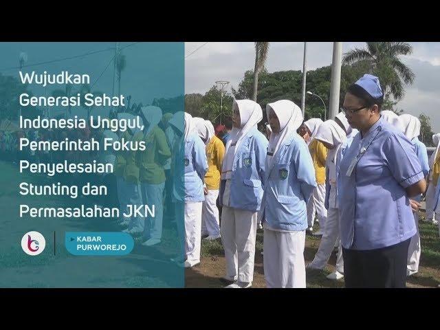 Wujudkan Generasi Sehat Indonesia Unggul, Pemerintah Fokus Penyelesaian Stunting dan Permasalahan JK