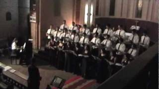 """Moses"" as performed by the AMI choir"