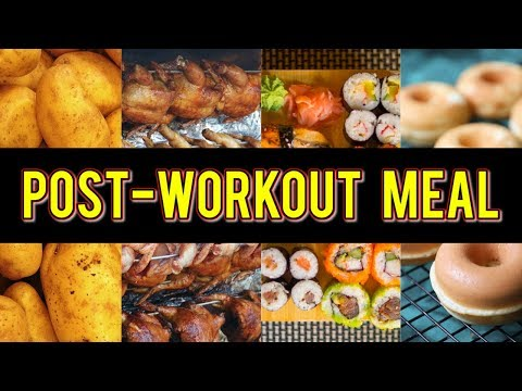 Post-Workout Nutrition - DO's & DONT'S to Build Muscle & Lose Fat