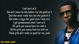 A Boogie wit da Hoodie - Look Back at It (Lyrics)