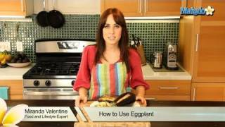 How To Use Eggplant