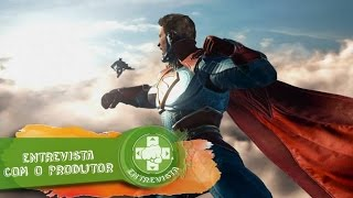 Entrevista com Thiago Gomes (Injustice 2) | Warner Game Summit 2016 thumbnail