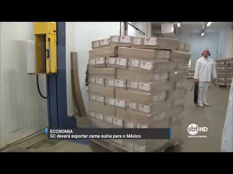 Santa Catarina vai começar a exportar carne suína para o México