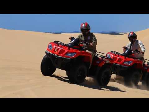 Sand Dune Aventures Port Stephens NSW