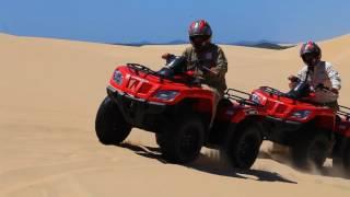 Sand Dune Aventures Port Stephens NSW