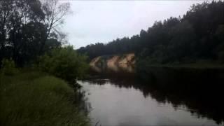 Місце для рибалки р. Тетерів Київська   Житомирська область Варшавська траса
