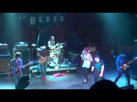 3/12/11 Dance Gavin Dance - Blue Dream (Live)
