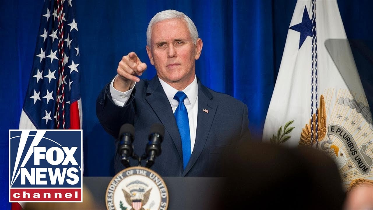 FOX News 'It's a great day for America': Pence on death of ISIS leader