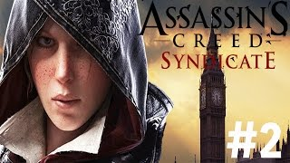 I THINK I LOVE EVIE | ASSASSINS CREED SYNDICATE #2