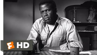 Lilies of the Field (1963) - I Wanted To Build It Myself Scene (11/12) | Movieclips