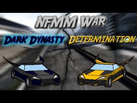 [NFMM War] Dark Dynasty vs. Determination