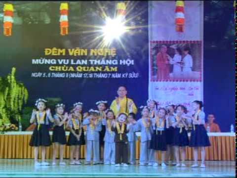 GĐPT - CÁM ƠN THẦY - Nhạc Võ Tá Hân - Thơ Tuệ Kiên - Bé Ngọc Ngân trình bày