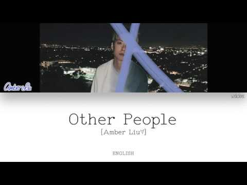 Download ENG Amber Liu 엠버 - Other People Color Coded s Mp4 baru