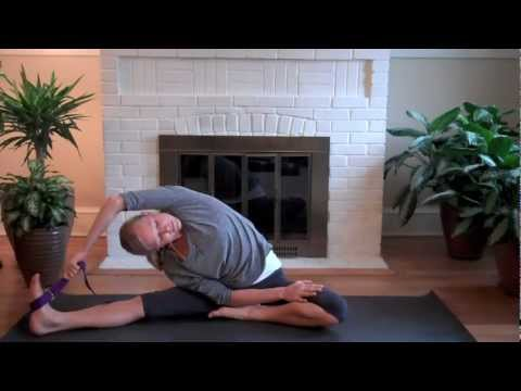 Yoga Online: Compass (Parivrtta Surya Yantrasana)