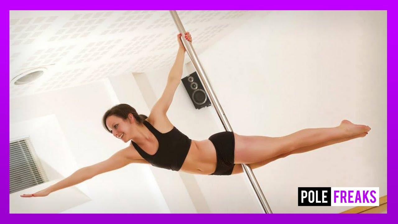 Superman Pole Dance Move Tutorial - YouTube