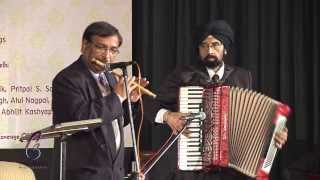Mere toote huye dil se on flute by Mr.Muktesh Chander Joint Comissioner Delhi Police