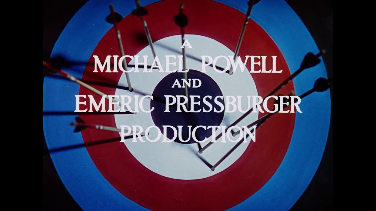 London Films / Powell and Pressburger (The Archers) logos (1951) [1080p]