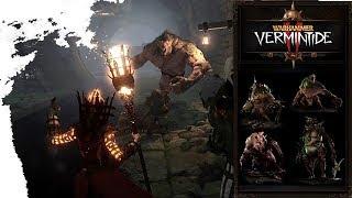 [Warhammer:Vermintide 2][Гайд] - Всё про Монстров и Боссов