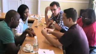 Vodacom Creative Construction Team Building Event
