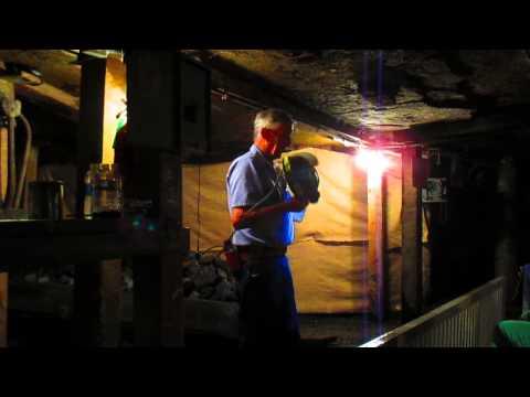 Beckley Exhibition Coal Mine Tour 7-25-15