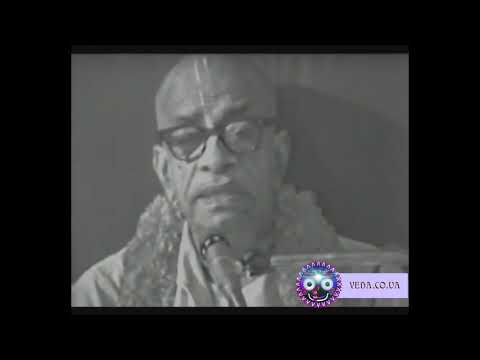 Шримад Бхагаватам 1.2.20 - Шрила Прабхупада