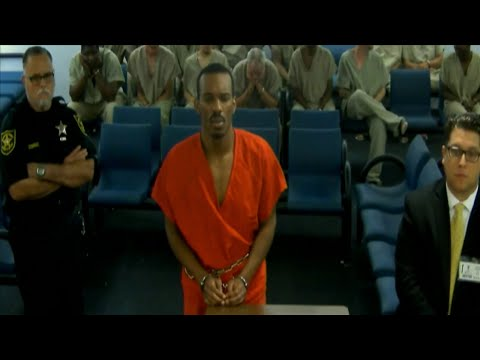 Inmate reappears in court a day after attacking attorney
