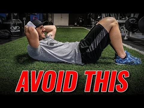 5 MINUTE CORE ROUTINE That Doesn't Hurt Your Back �� ABS Without Pain