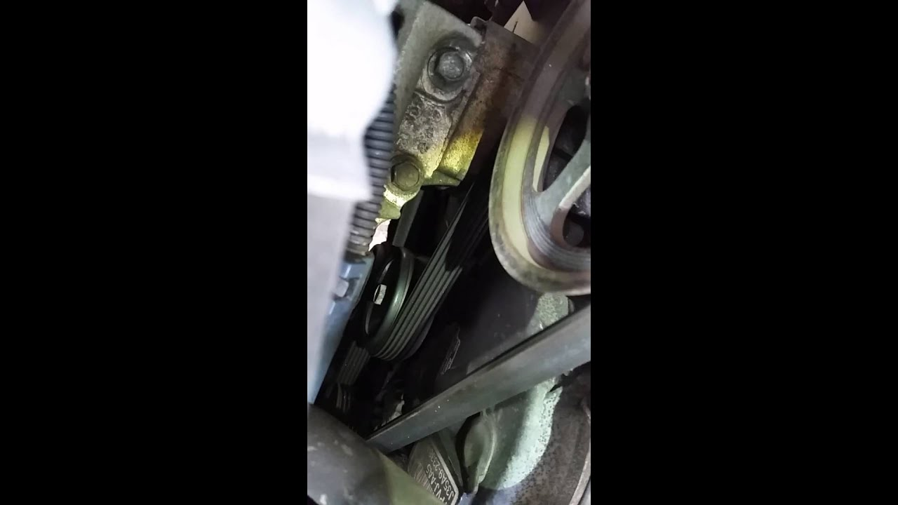 small resolution of 2007 honda pilot serpentine drive belt removal