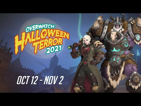 Overwatch Seasonal Event   Halloween Terror 2021