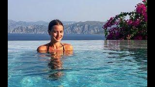 Турецкие Актеры На Пляжах Мира - Лето, Отпуск, Море ♥ - Фахрие Эвджен, Эмрах Эрдлган и Другие
