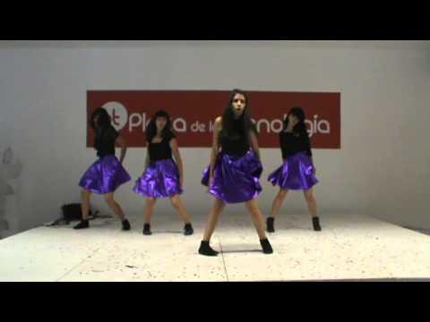 퍼플레이(Purplay) Love and remember, ChoColat 쇼콜라 - Black Tinkerbell dance cover by; M's Zone