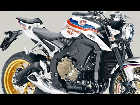 All New 2018 Honda CB 1000 R