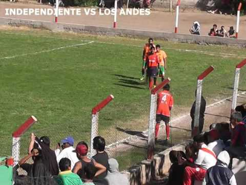 INDEPENDIENTE VS. LOS ANDES