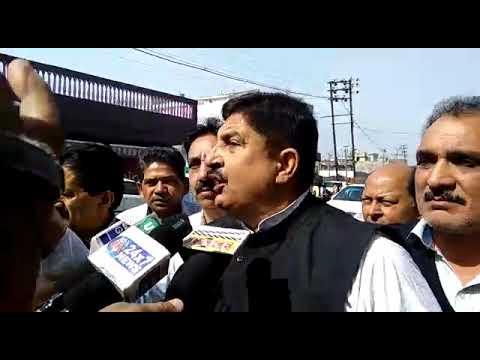 "Sunil Dimple Threatens to call ""JAMMU BAND"" Mahbooba Mufti Wants to Change Demography of Jammu Regin"