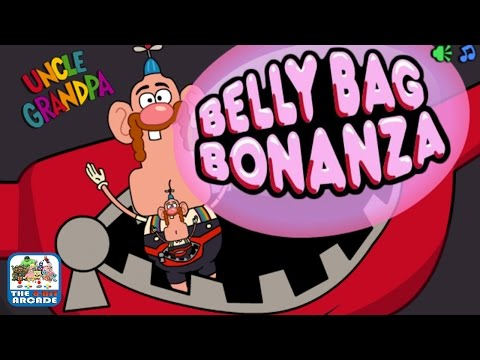 Uncle Grandpa: Belly Bag Bonanza – Round Up Your Friends To Save The Kids