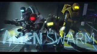 Alien Swarm шутер от Valve!!! (обзор)