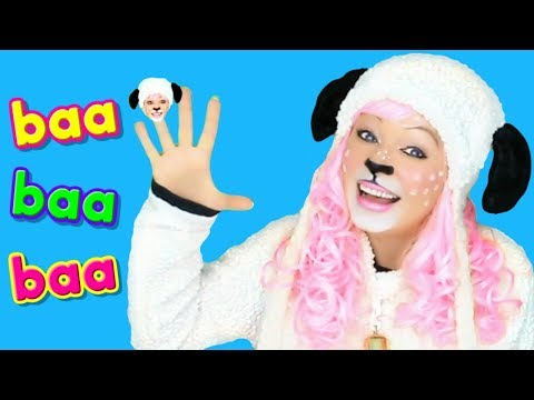 Free Download Animal Finger Family Song With Farm Animal Sounds | Nursery Rhymes For Kids, Toddlers And Baby Mp3 dan Mp4